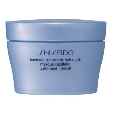 Shiseido Hair Care Intensive Treatment Восстанавливающая маска для интенсивного ухода за волосами
