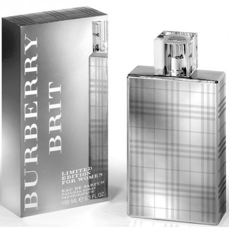 Burberry Brit Limited Edition For Woman