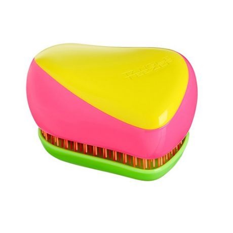 Tangle Teezer Расческа Tangle Teezer Compact Styler Kaleidoscope Желтая