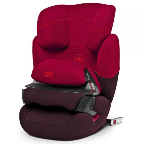 Автокресло Cybex Aura-Fix Rumba Red