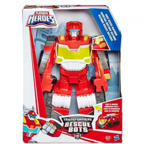Hasbro Transformers B6579 Мегабот Спасатель Night Rescue Heatwave
