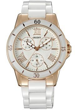 Orient Часы Orient UT0F001W. Коллекция Fashionable Quartz