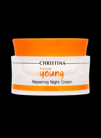 Ночной восстанавливающий крем Forever Young Repairing Night Cream, 50 мл