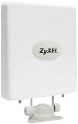 ZYXEL EXT-409 LTE / WiMAX Directional Outdoor Antenna for LTE Routers, MIMO, 2 x SMA , 8 dBi , 2.4 ГГц, 2.5-2.7 GHz, 3.3-3.8 GHz