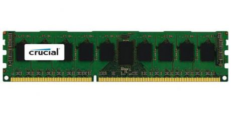 Оперативная память 4Gb (1x4Gb) PC3-14900 1866MHz DDR3 DIMM ECC CL13 Crucial CT51272BA186DJ