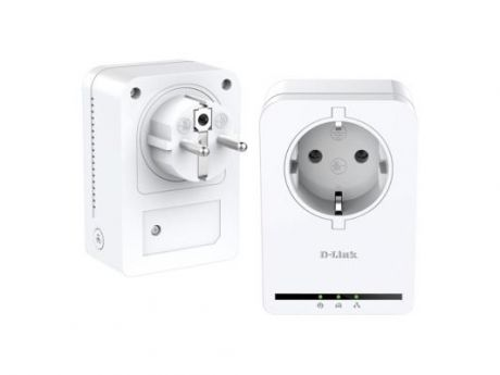 Адаптер Powerline D-Link AV 500 DHP-P309AV