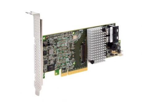 Контроллер RAID Intel RS3DC080 PCI-E x8 12Gb SAS/SATA
