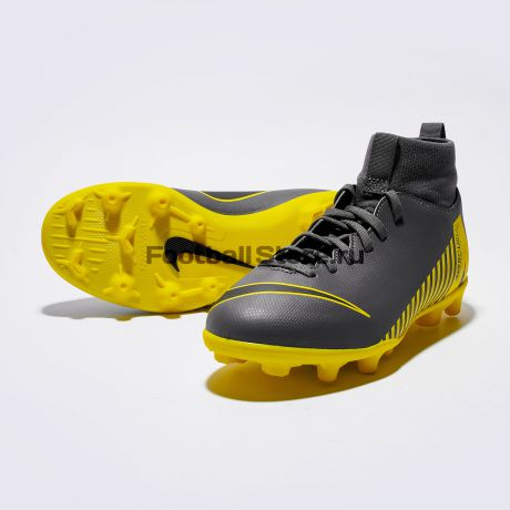 Бутсы детские Nike Superfly 6 Club FG/MG AH7339-070