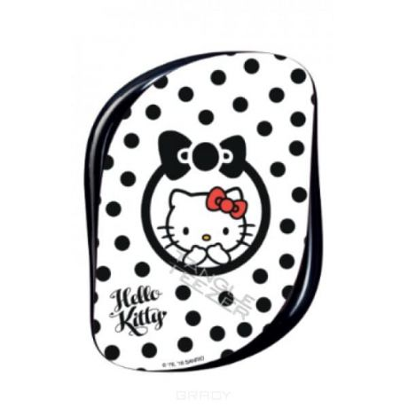 Tangle Teezer, Расческа для волос Compact Styler Hello Kitty Black