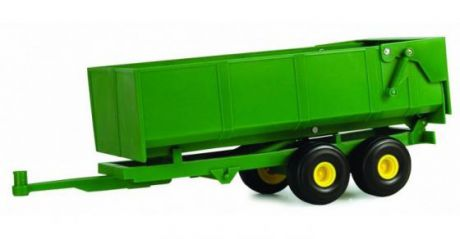 Прицеп Tomy Big Farm Bulk Tipping Trailer цвет green