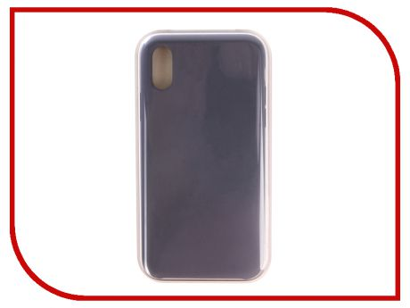 Аксессуар Чехол APPLE iPhone XS Silicone Case Lavender Gray MTFC2ZM/A