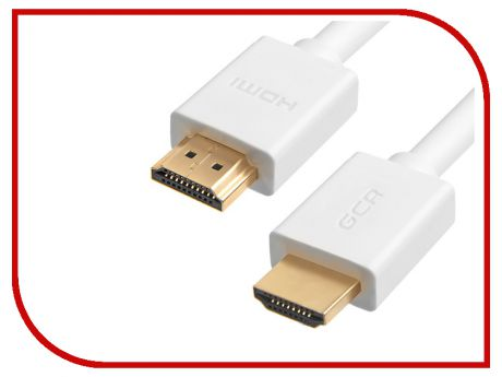 Аксессуар Greenconnect HDMI v2.0 White GCR-50543