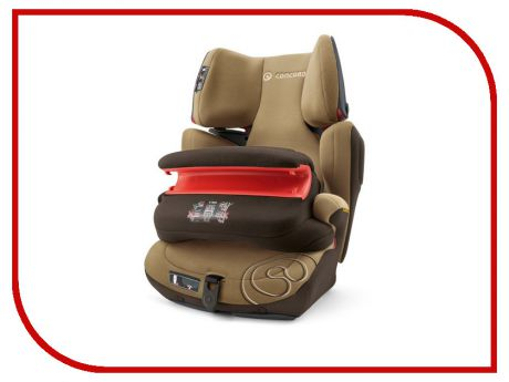 Автокресло группа 1/2/3 (9-36 кг) Concord Transformer T Pro Isofix Walnut Brown