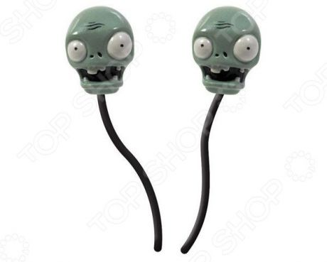 Наушники-вкладыши Jazwares Plants vs Zombies earbuds