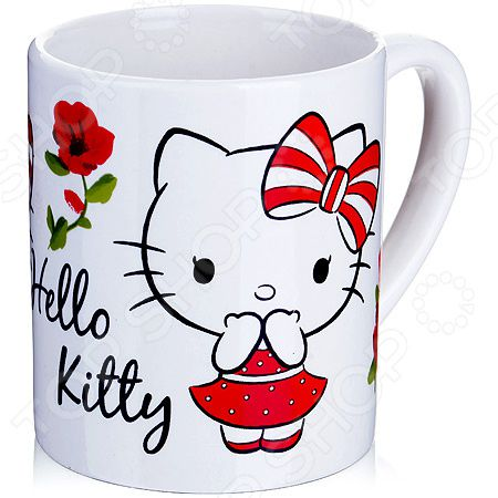 Кружка детская Disney Hello Kitty. Princess