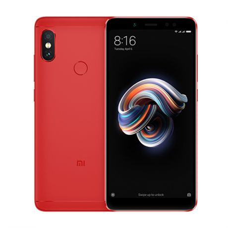 Redmi Note 5 4/64 Red