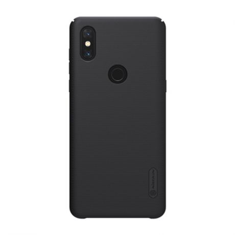 Защитный чехол Nillkin Super Frosted Shield для Mi Mix 3 Black