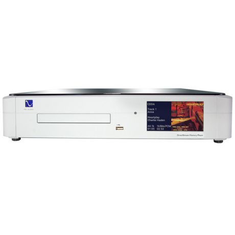 CD транспорт PS Audio DirectStream Memory Player Silver