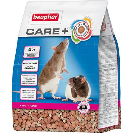 Beaphar Корм Beaphar Care + для крыс - 1,5 кг