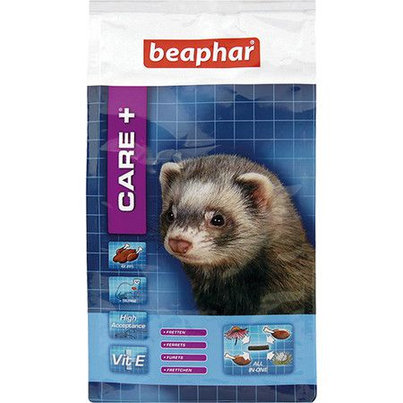 Beaphar Корм Beaphar Care + для хорьков - 250 г