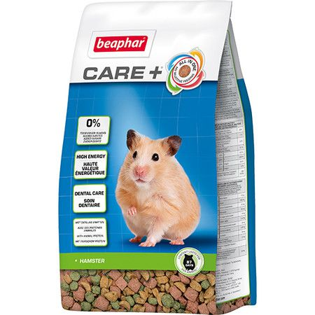 Beaphar Корм Beaphar Care + для хомяков - 0,7 кг