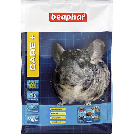 Beaphar Корм Beaphar Care + для шиншилл - 1,5 кг