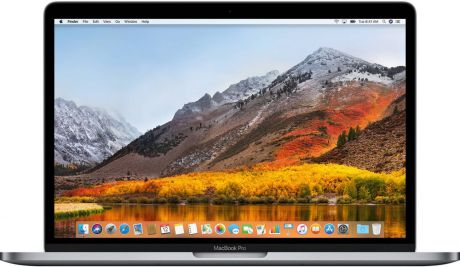 "Ноутбук Apple MacBook Pro 13"" 1TB Touch Bar Z0V7000NA (Intel Core i7 2700 Mhz/13.3""/2560x1600/16384Mb/1024Gb HDD/Intel® Iris Plus Graphics 655/WIFI/macOS High Sierra)"