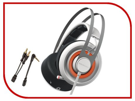 SteelSeries Siberia 650 White-Black