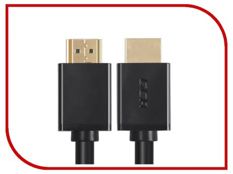 Аксессуар Greenconnect HDMI v2.0 2.0m Black GCR-HM411-2.0m