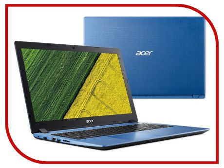 Ноутбук Acer Aspire A315-51-590T NX.GS6ER.006 (Intel Core i5-7200U 2.5 GHz/8192Mb/1000Gb + 128Gb SSD/Intel HD Graphics/Wi-Fi/Cam/15.6/1366x768/Windows 10 64-bit)