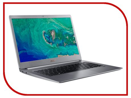 Ноутбук Acer Swift 5 SF514-53T-784C NX.H7KER.002 (Intel Core i7-8565U 1.8 GHz/16384Mb/512Gb SSD/Intel HD Graphics/Wi-Fi/Bluetooth/Cam/14.0/1920x1080/Touchscreen/Windows 10 64-bit)