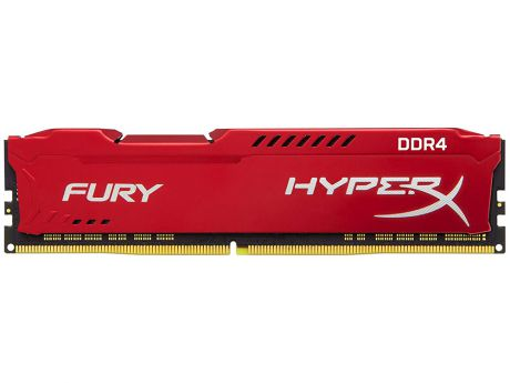 Оперативная память Kingston HyperX Fury (HX434C19FR2/8) DIMM 8GB DDR4 3466MHz DIMM 288-pin/PC-27700/CL19