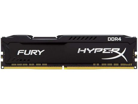 Оперативная память Kingston HyperX Fury (HX434C19FB2/8) DIMM 8GB DDR4 3466MHz DIMM 288-pin/PC-27700/CL19