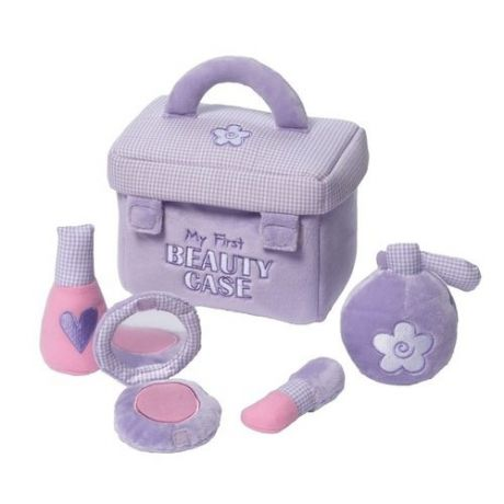 "Мягкая игрушка ""My First Beauty Case Play Set"", 17,5 см"