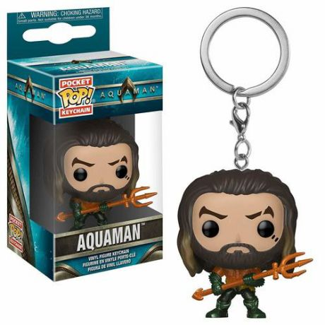 "Брелок POP! Keychain ""Aquaman: Arthur Curry as Gladiator"""