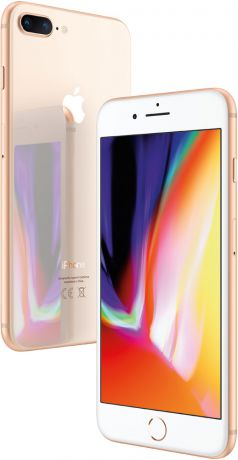 Смартфон Apple iPhone 8 Plus 64GB Gold (Золотой)