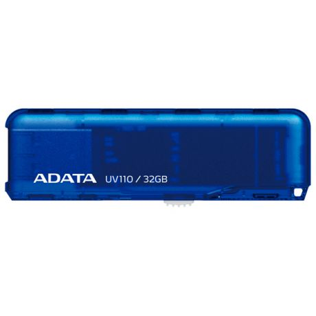 USB флешка A-Data UV110 32GB Blue (AUV110-32G-RBL) USB 2.0