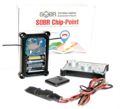 GPS маяк SOBR Chip Stigma Point R