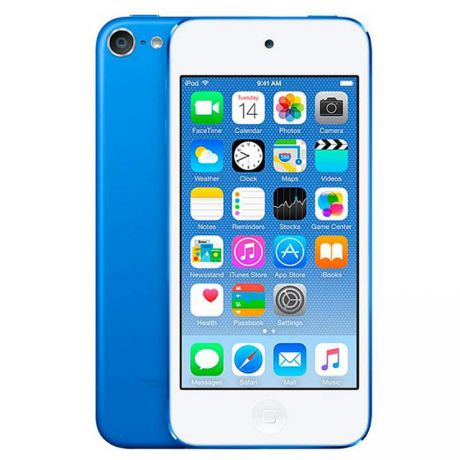 Цифровой плеер APPLE iPod Touch 6 32GB Blue