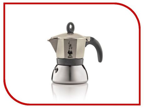 Кофеварка Bialetti Moka Induction Gold 6 порций 4833