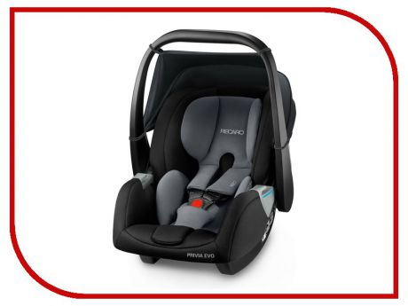 Автокресло Recaro Privia Evo Carbon Black 5517.21502.66
