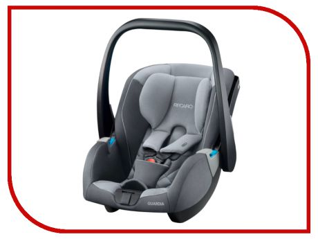 Автокресло Recaro Guardia Aluminium Grey 5516.21503.66