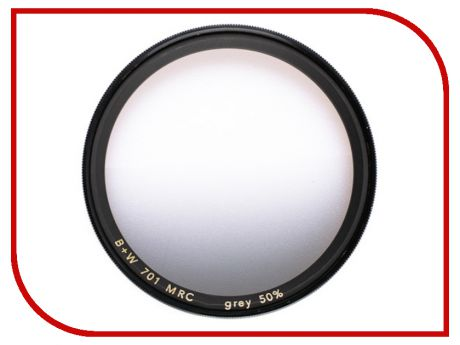 Светофильтр B+W 701 F-Pro Graduated ND 50% MRC 62mm (1067359)