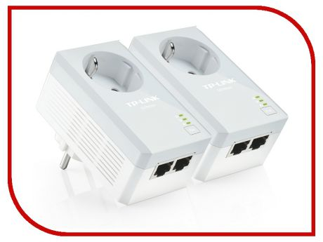 Powerline адаптер TP-LINK TL-PA4020P KIT