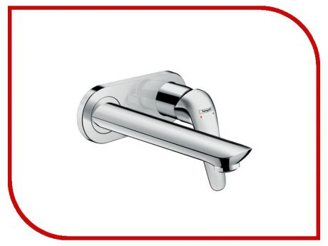 Смеситель Hansgrohe Novus Chrome 71127000