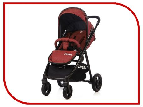 Коляска Carrello Sonata CRL-1416 Ruby Red