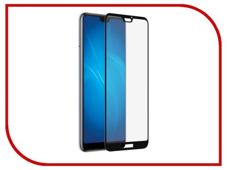 Аксессуар Защитное стекло для Huawei P20 Lite Liberty Project Tempered Glass 0.33mm Black Frame 0L-00039589