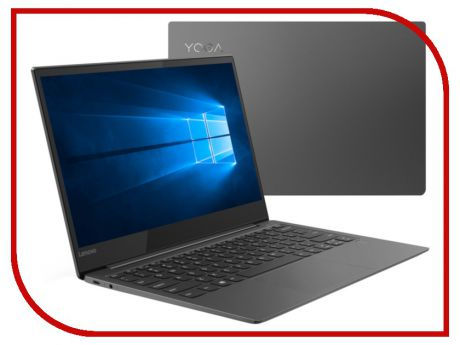 Ноутбук Lenovo Yoga S730-13IWL Grey 81J0002KRU (Intel Core i7-8565U 1.8 GHz/16384Mb/256Gb SSD/Intel HD Graphics/Wi-Fi/Bluetooth/Cam/13.3/1920x1080/Windows 10 Home 64-bit)