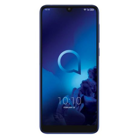 Смартфон ALCATEL 3L (2019) 16Gb, 5039D, синий