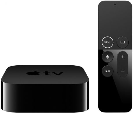 Медиаплеер Apple TV 4K 64Gb (черный)